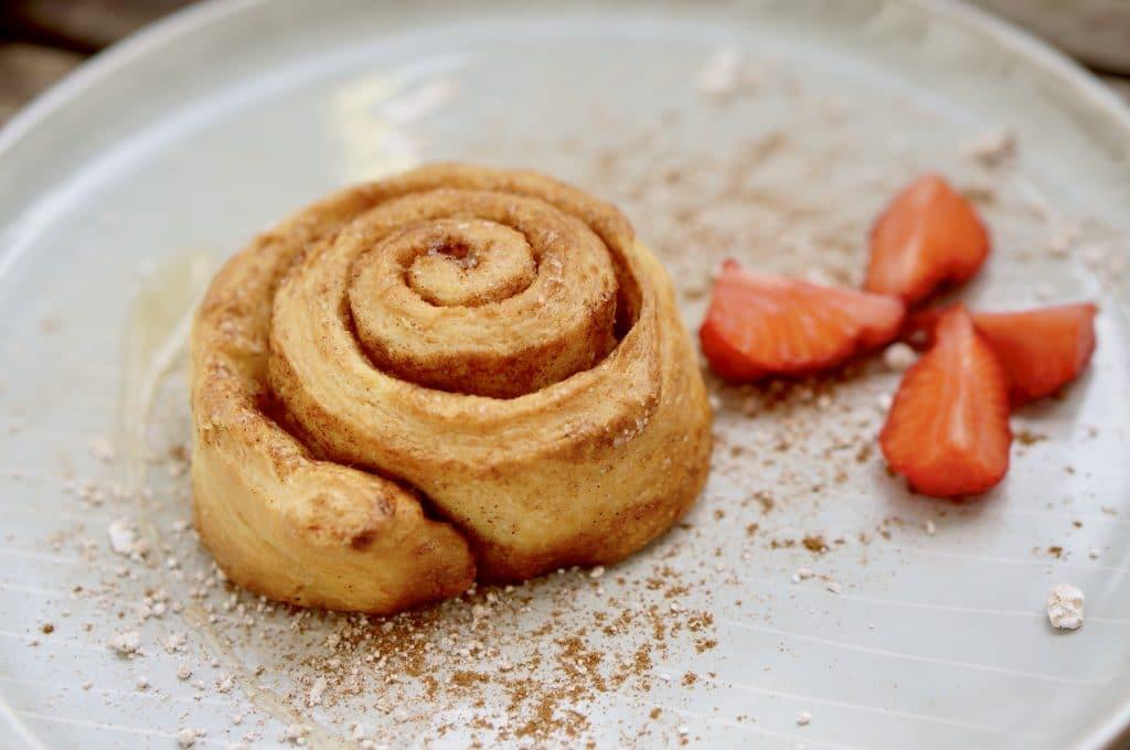 Cinnamon Rolls for Beginners
