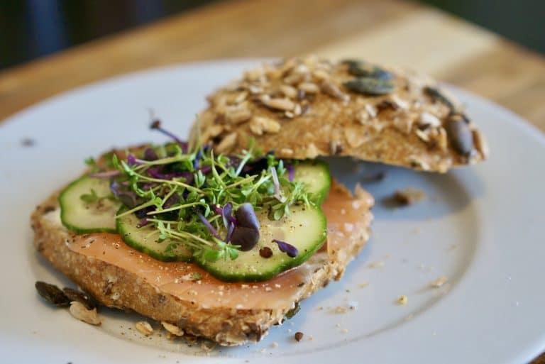 salmon bread; saumon; lachs