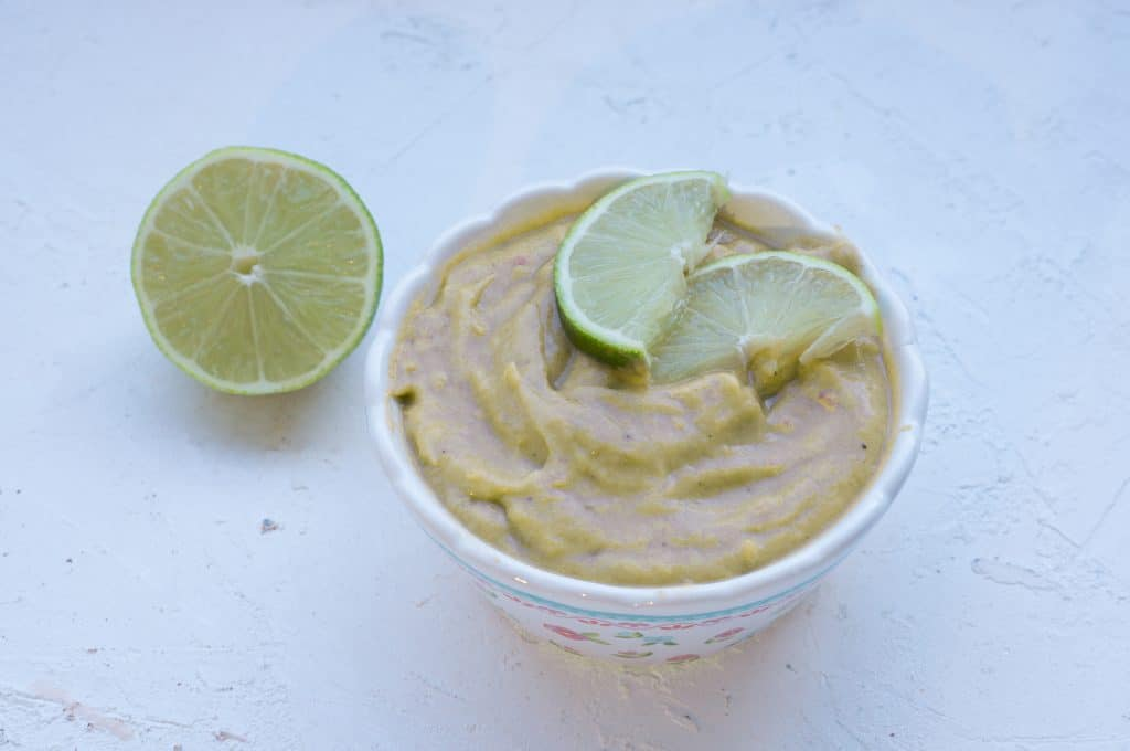 Sauce guacamole