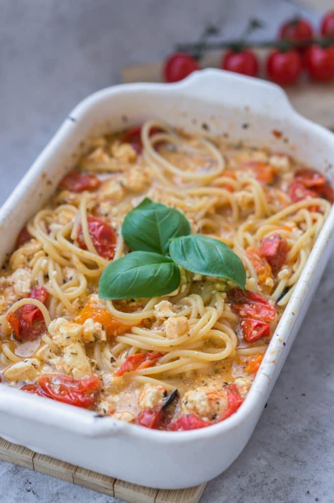 Baked Feta Pasta, la recette virale de TikTok