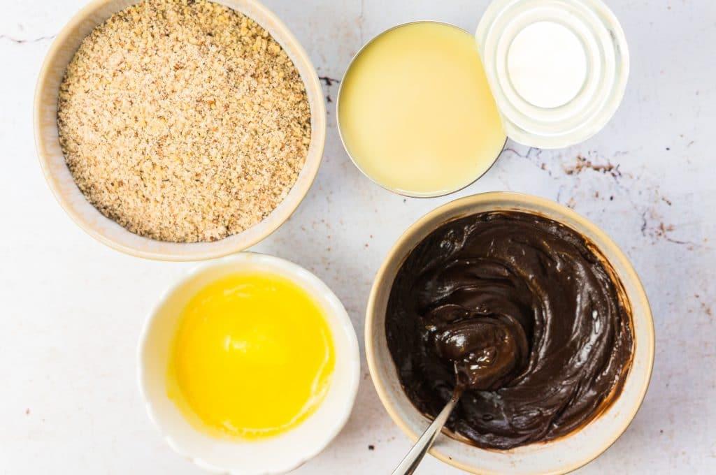 Nutella Maison - 4 ingrédients et sans cuisson