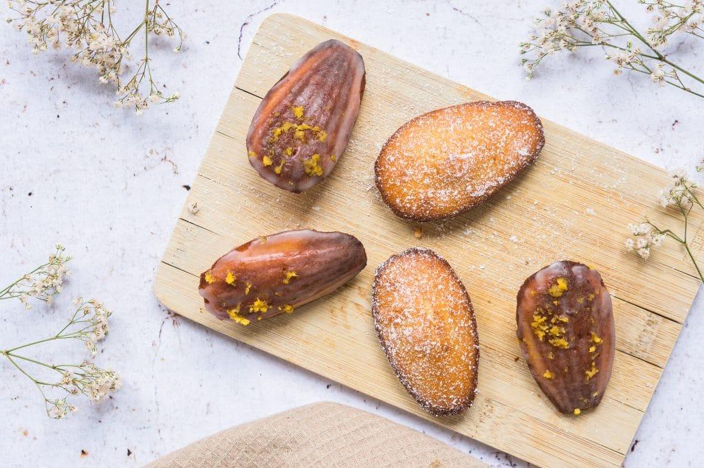 5 idées de décoration pour madeleines !