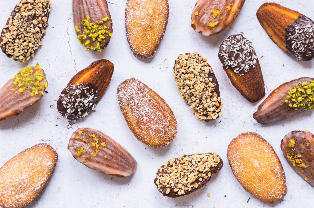 5 decoration ideas for madeleines