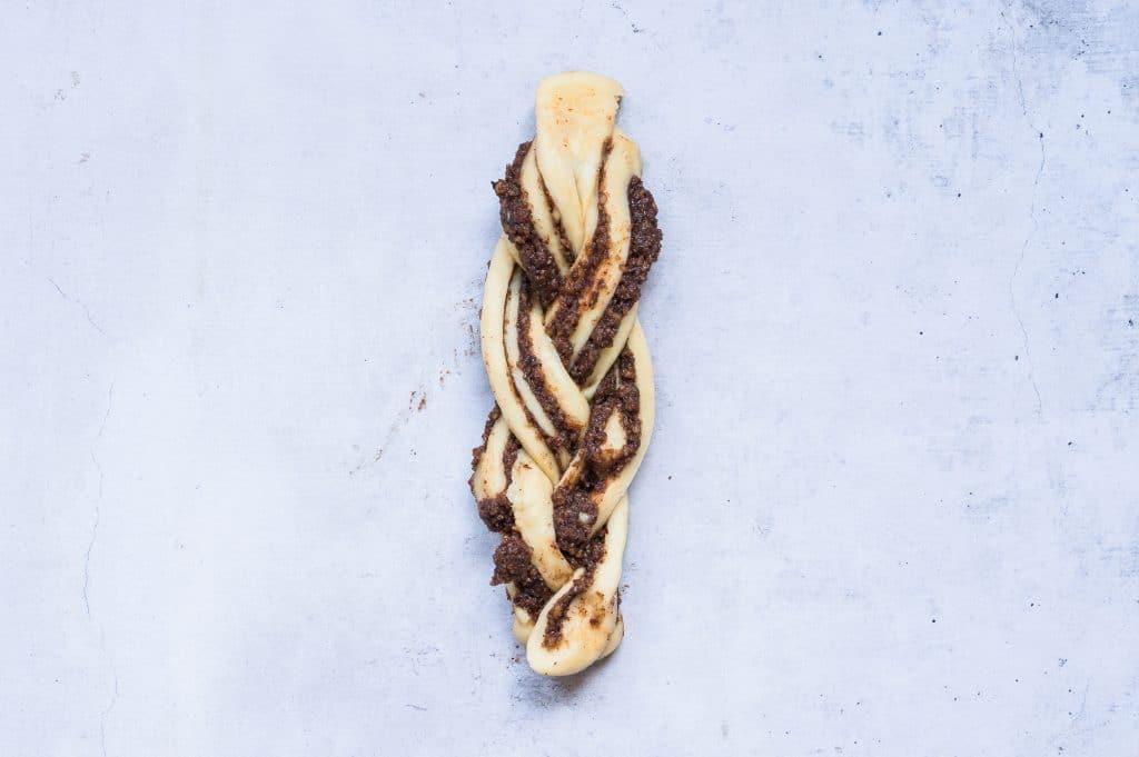 Hazelnut and Cinnamon Knots