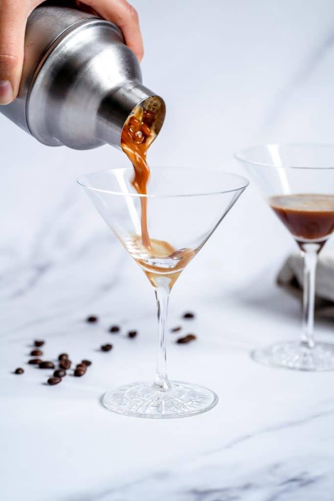 Caffè Shakerato or Iced Espresso