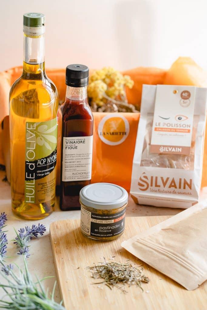 Der Saisonale Box von La Sariette, ein kleiner Hauch von Provence zu Hause!